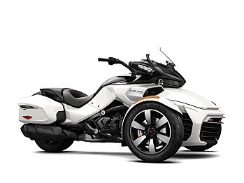 2016 Can-Am Spyder F3-T for sale 200436239